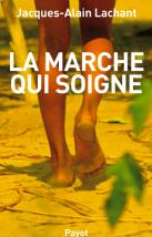 """Jacques Alain Lachant décrit sa méthode de la """"marche portante""""."""